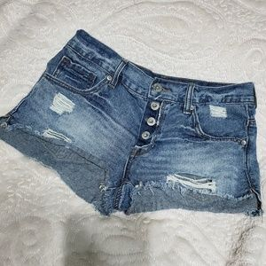 ullhead denim short